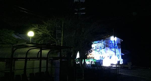 田山イルミネーション (12)