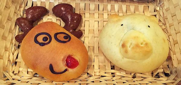 みっしーのパン