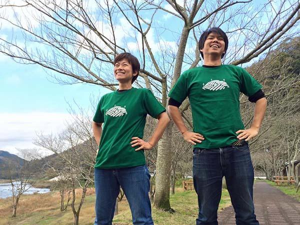 村茶Tシャツ表