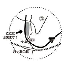 道の駅地図