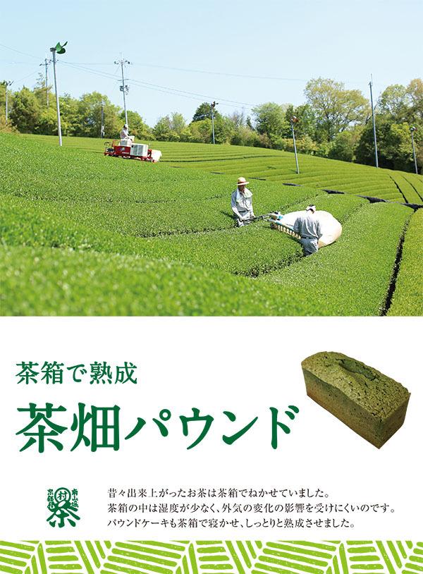茶畑パウンド