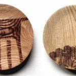 【むらのもん】木工作家のつくる、漆で描いた木皿【宮内知子】~ふるさと納税返礼品のご紹介~